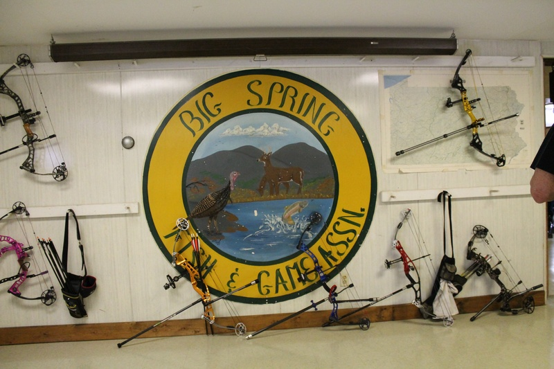 indoor archery range logo